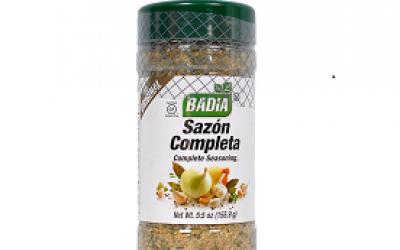 Badia Sazon Completa